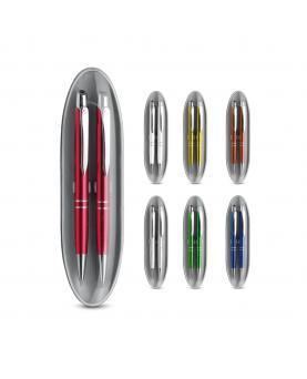 MARIETA SET. Set de bolígrafo y portaminas - Imagen 1