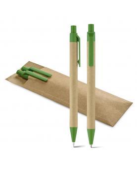 LEAF. Set de bolígrafo y portaminas - Imagen 1
