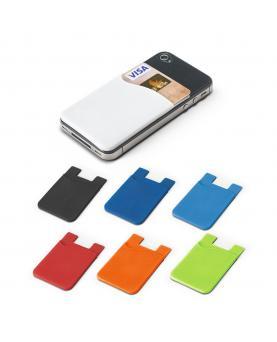 SHELLEY. Porta tarjetas para smartphone - Imagen 1
