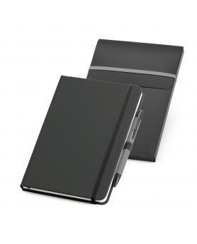 SHAW. Set de bolígrafo y bloc de notas A5 - Imagen 2