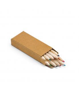 CRAFTI. Caja con 10 lápices de color - Imagen 1