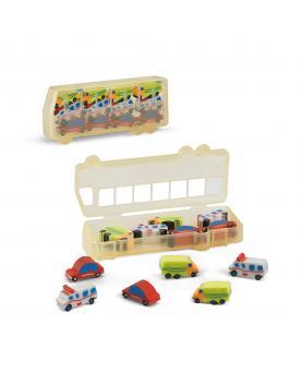 CAR. Set gomas de borrar - Imagen 1
