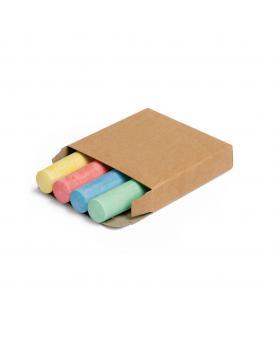PARROT. Caja con 4 barras de tiza - Imagen 1