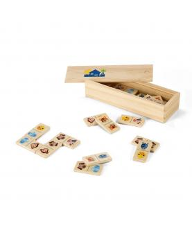 DOMIN. Juego de dominó - Imagen 1