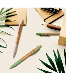 KUMA. Bolígrafo de bambú - Imagen 3