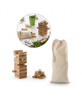 FLIK. Juego de madera - Imagen 1