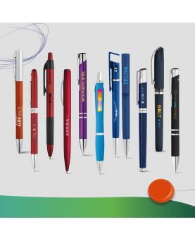 COLOUR WRITING SHOWCASE. Muestrario con 20 bolígrafos de colores - Imagen 2