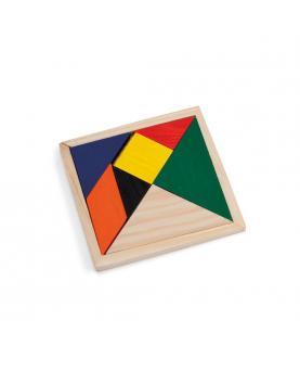Puzzle Tangram - Imagen 1