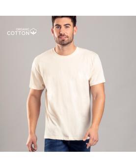 "Camiseta Adulto ""keya"" Organic Natural - Imagen 2"