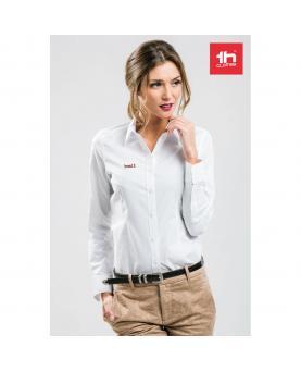 THC TOKYO WOMEN WH. Camisa oxford para mujer - Imagen 2