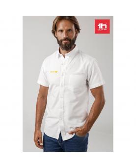 THC LONDON WH. Camisa oxford para hombre - Imagen 2
