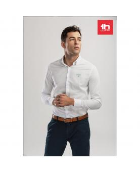 THC BATALHA WH. Camisa popelina para hombre - Imagen 2
