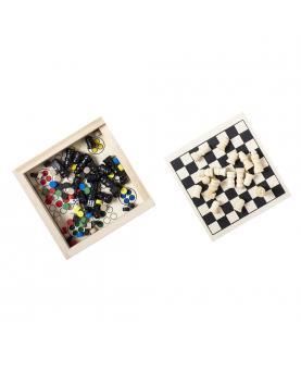 Set Juegos Parchess - Imagen 1