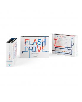 FLASH DRIVE SHOWCASE. Muestrario personalizado de pen drives - Imagen 1