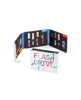 FLASH DRIVE SHOWCASE. Muestrario personalizado de pen drives - Imagen 2