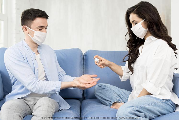 Mascarillas, geles desinfectantes y gafas de protección, tus artículos publicitarios de higiene y seguridad durante la crisis sanitaria