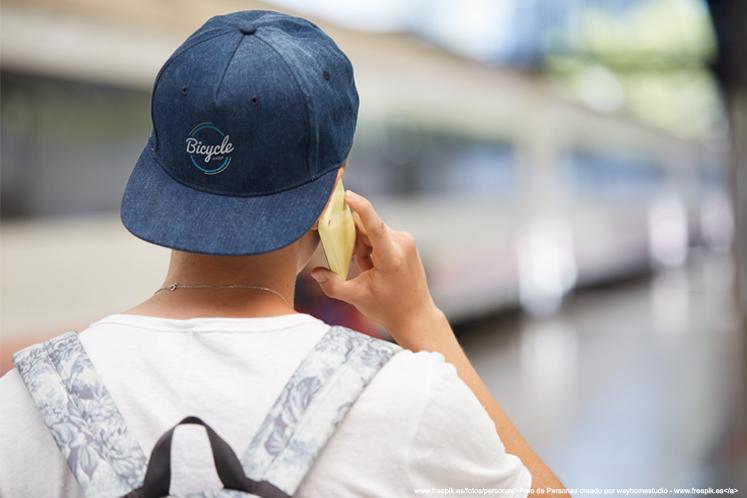 Esos maravillosos objetos promocionales: las gorras